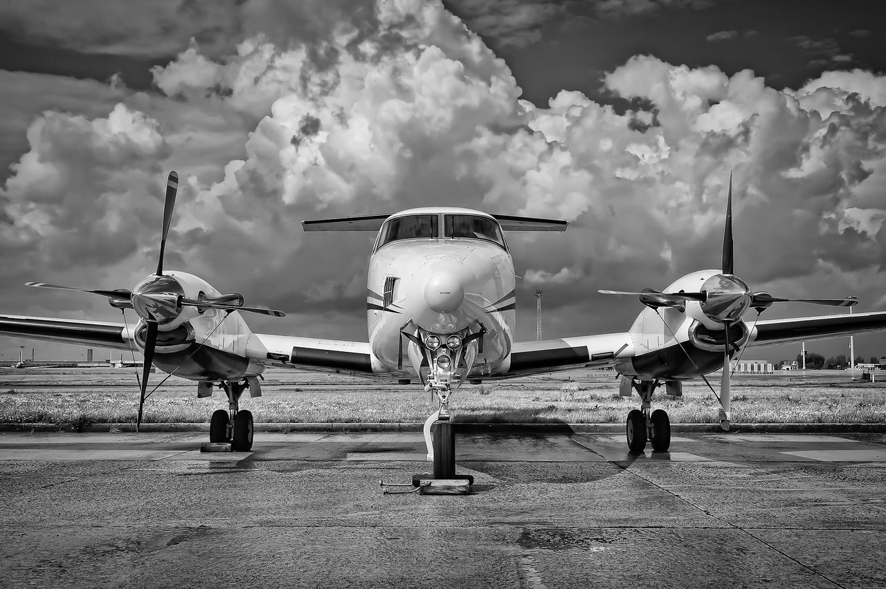 Beechcraft King-Air B200