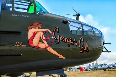 B-25 Georgie's Gal - Helena