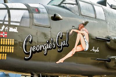 B-25 Georgie's Gal - Angela