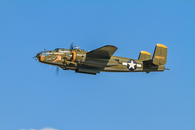 B-25 Georgies Gal