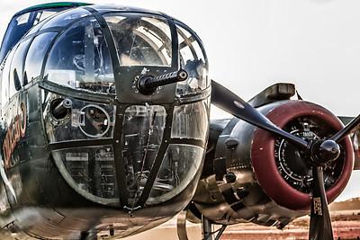B-25 Tondelayo nose