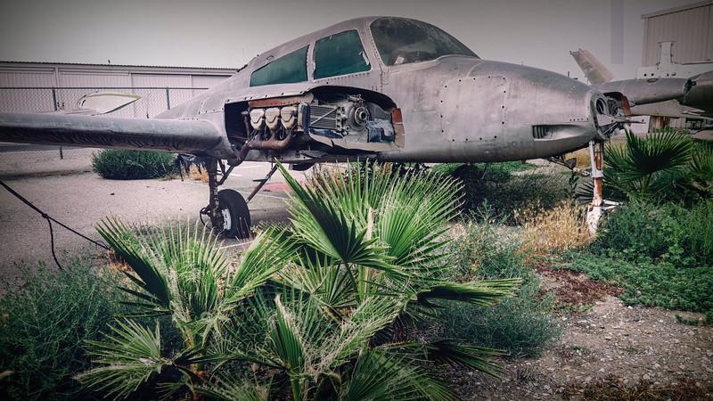 C-310 at Chino