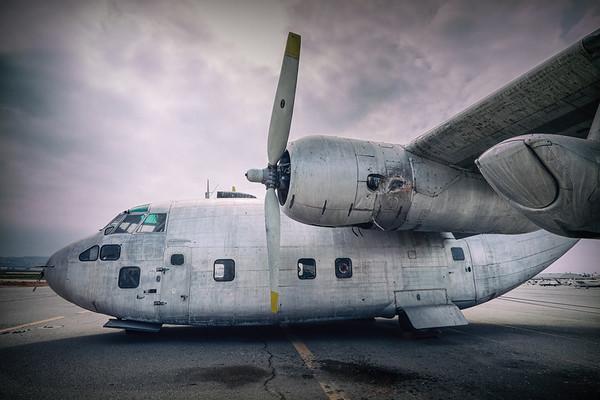 C-123 Provider at Chino