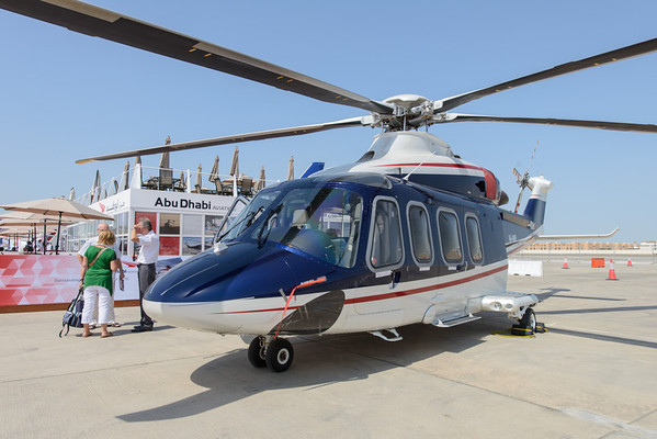 Abu Dhabi Aviation Augusta AW139