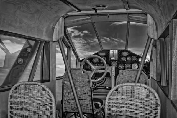 1954 Curtiss Wright TRAVEL AIR A-6000-A C/N 1040