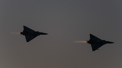Mirage 2000 due at night