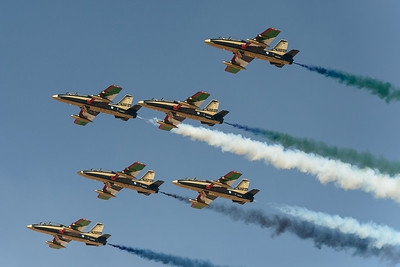Al Fursan UAE Jet team