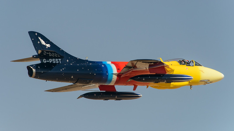 Hawker Hunter, Miss Demeanourg