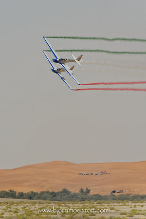 Blue Voltige, Italy flying a Fournier RF-4 and RF-5