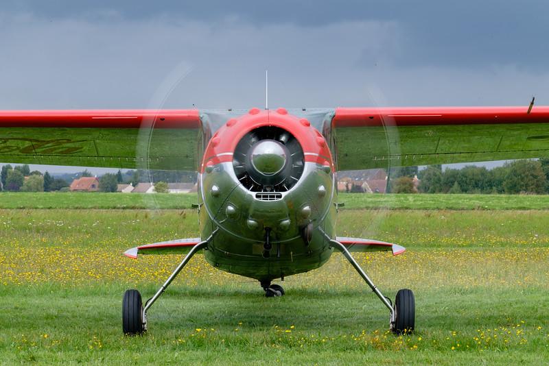 Cessna C195 Businessliner