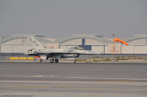 UAE airforce F16