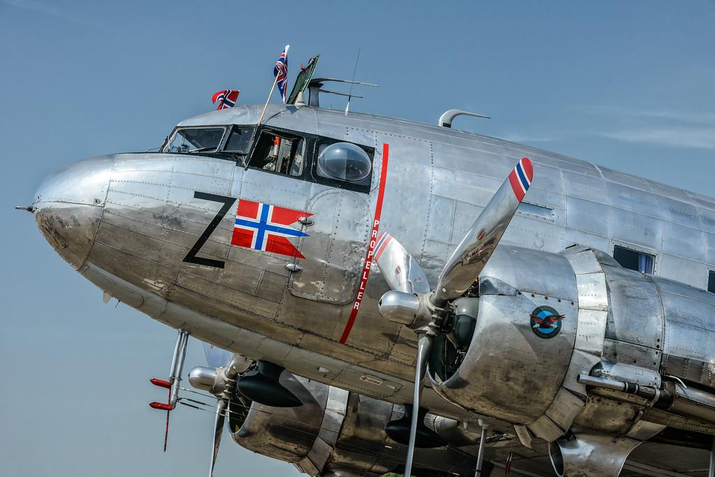 DAKOTA Norway, DC-3