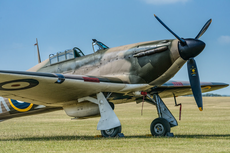 Duxford, Flying Legends Airshow 2013