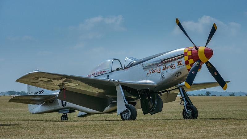Nooky Booky IV P-51 Mustang