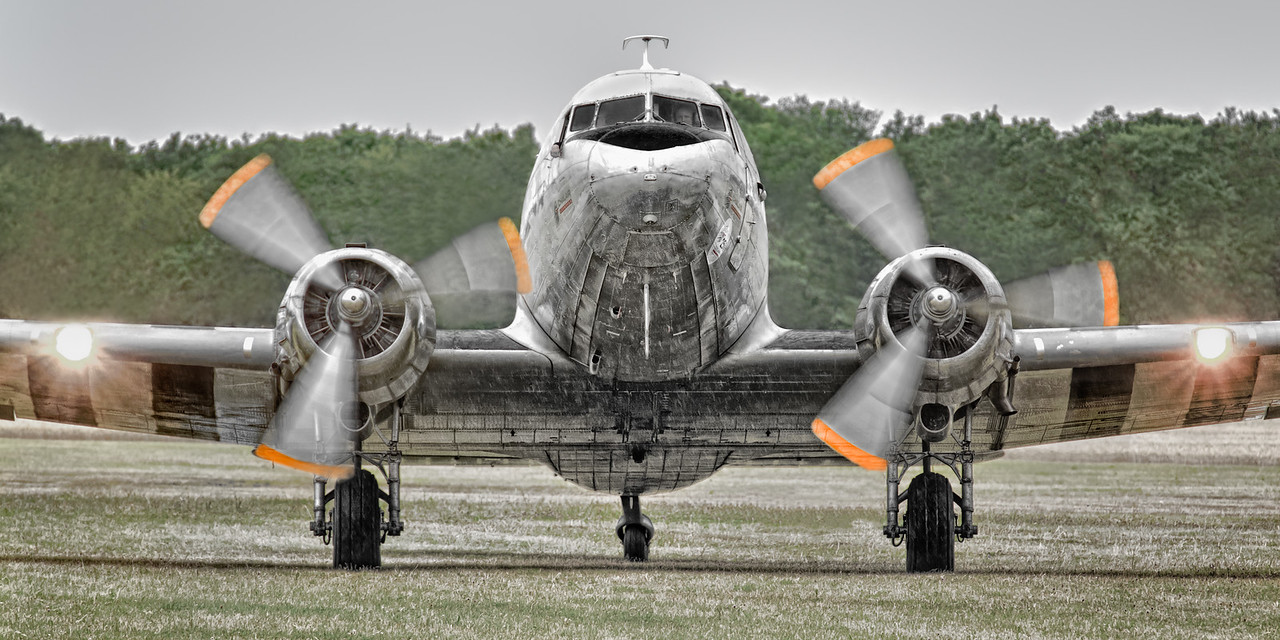 2011 Pic(k) of the week 25: A tribute to the Dakota DC-3