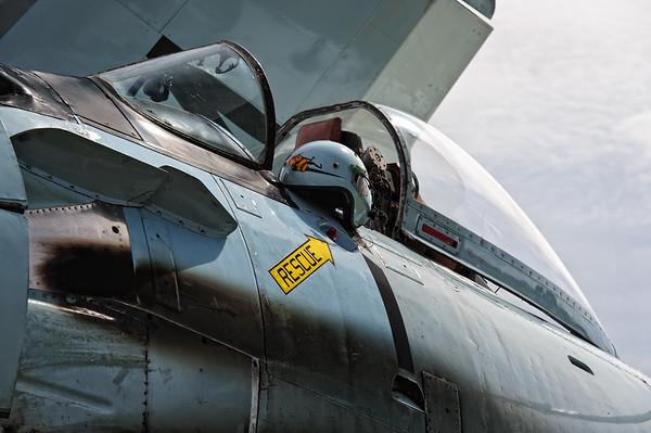 Skyraider AD4N, La Ferte Alais, France