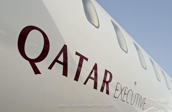 Qatar Excecutive Challenger 605