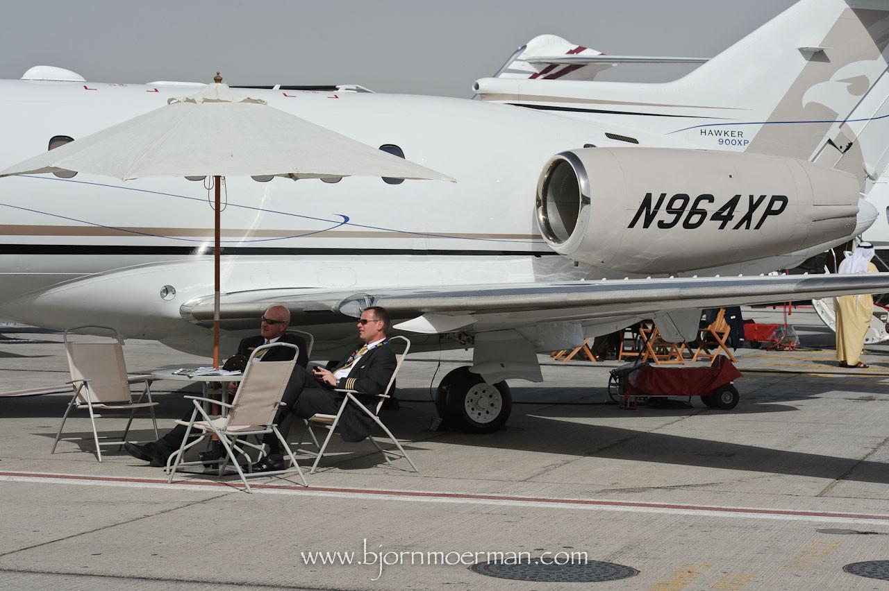 Hawker 900 XP