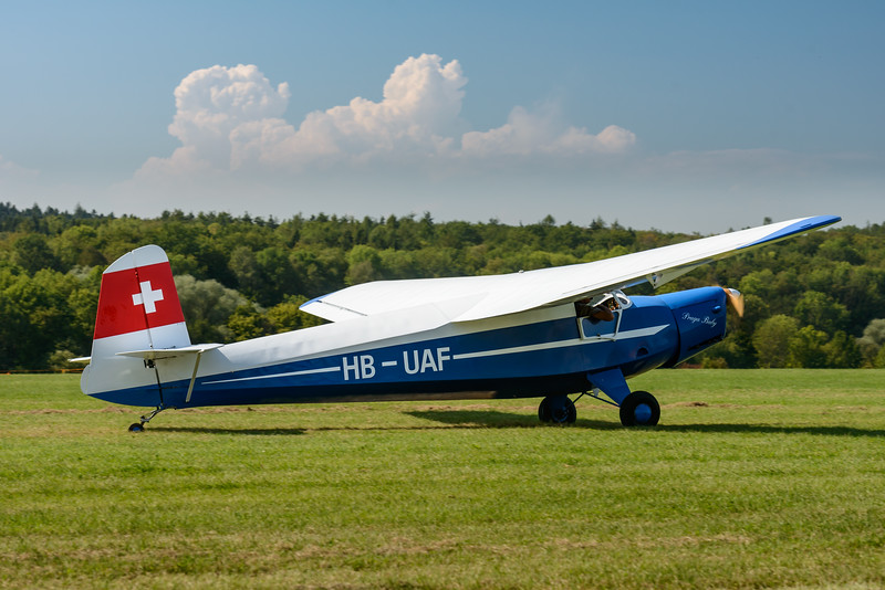 Praga E-114M Air Baby at Hahnweide 2013