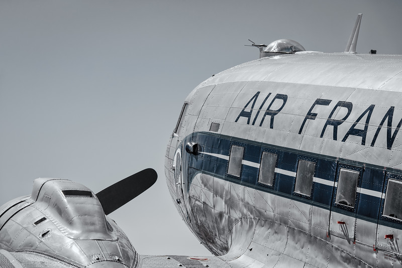 2013 Pic(k) of the week 24: 70 year Grand Old Lady - Air France DC-3