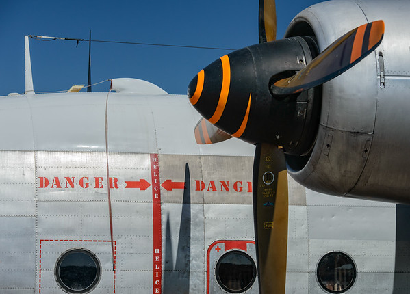 Danger around the Noratlas