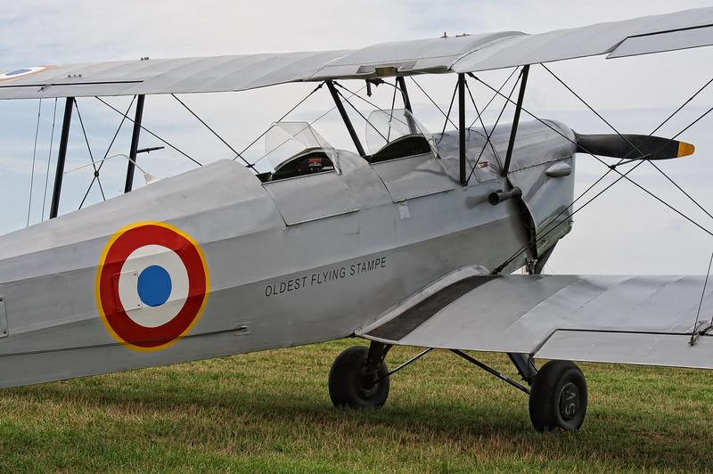 Oldest flying Stampe SV4