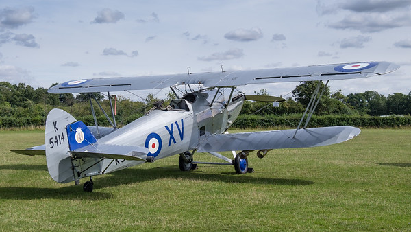 Shuttleworth Wings and Wheels 2015, Old Warden, UK