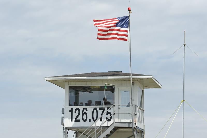 Sun 'n Fun Air Traffic control tower