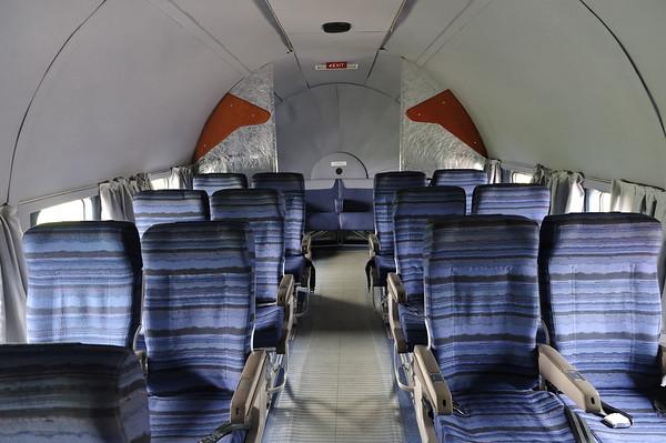 Historical Flight Foundation DC-7B