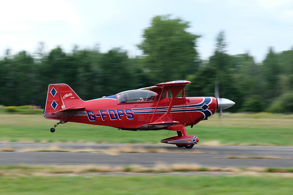Tailwheel Fly-in Overboelare 2019
