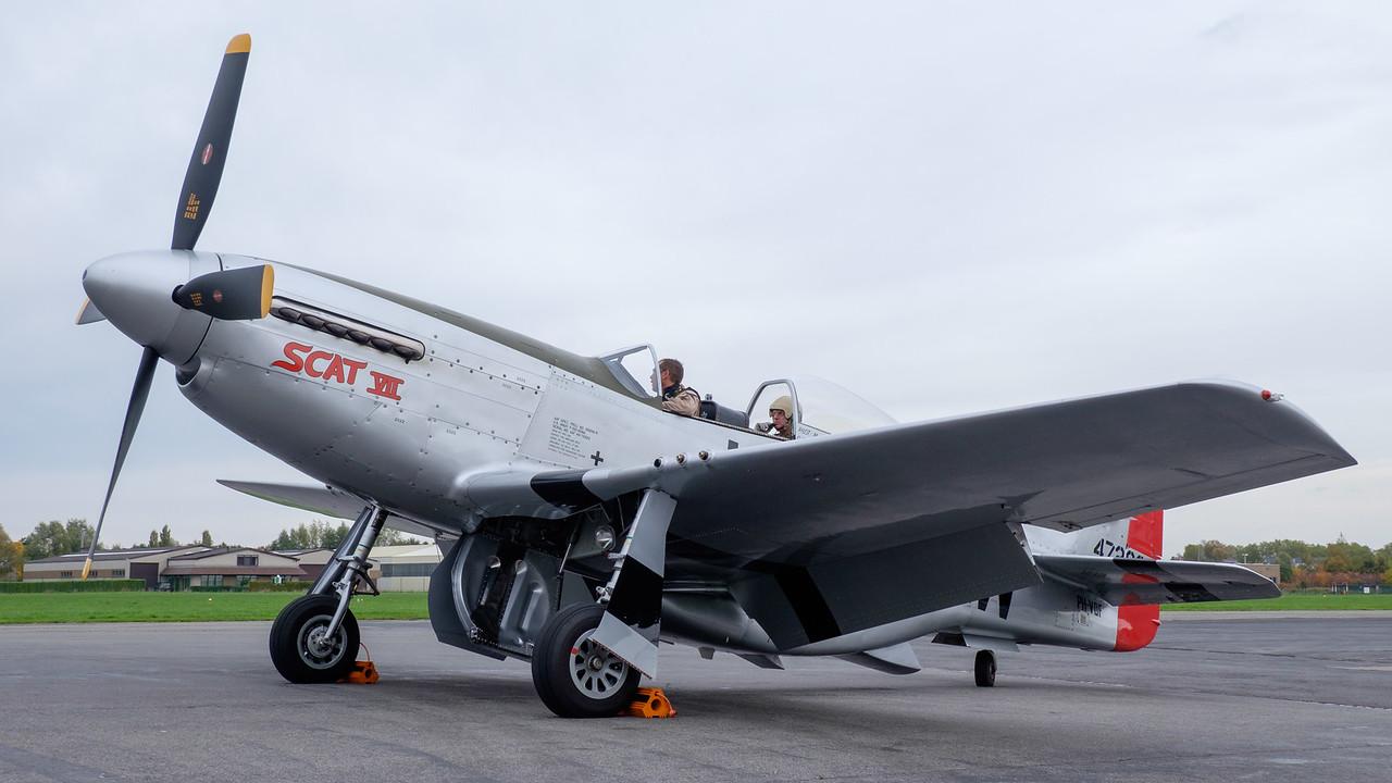 Vintage Dream Factory - P-51/TF-51D Mustang at Kortrijk-Wevelgem