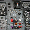Hover Hold panel on Royal Navy Sea King ASaC  (Airborne Surveillance and Area Control)