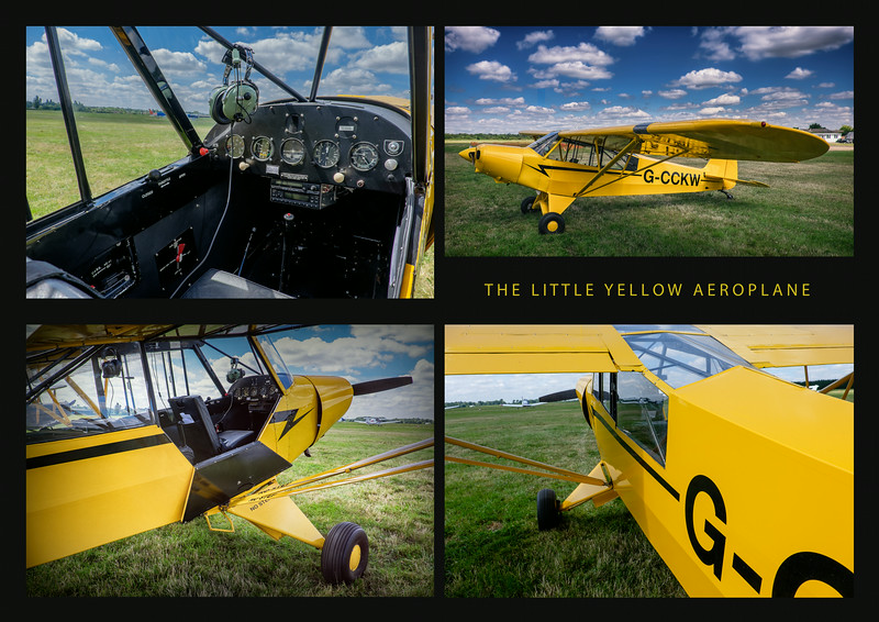 The Little Yellow Aeroplane