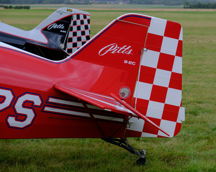 Pitts Special S-2C duo