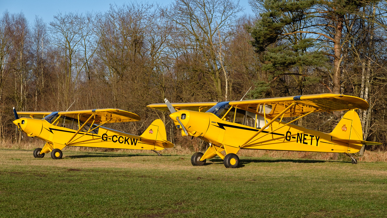 Piper Super Cub - Old and New