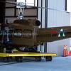 Huey H-1Bud Field Hanger, Hayward Airport