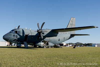 MMPI_20210516_MMPI0082_0208 -  Alenia C-27J Spartan A34-008 of 35SQN RAAF on static display at David Hack Classic 2021 fly-in event.