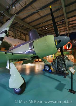 MMPI_20180928_MMPI0051_0027 -  Hawker Sea Fury FB.11 WJ231 on display at the Royal Navy Fleet Air Arm Museum.