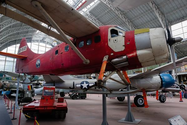 De Havilland Canada DHC.3 Otter U-1B 148323 OO-SUD