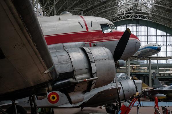 Douglas C-47B Dakota K-16 OT-CWG