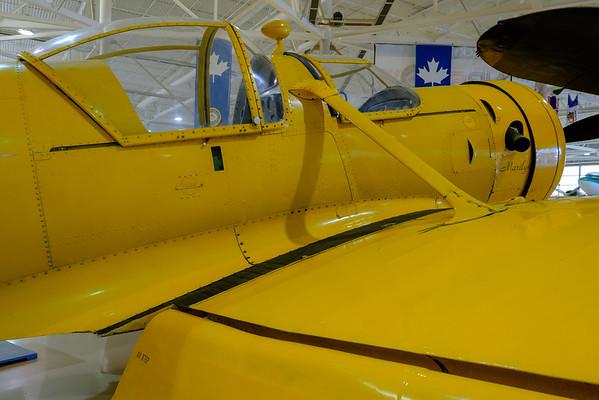Fleet Ford at Canadian Warplane Heritage museum
