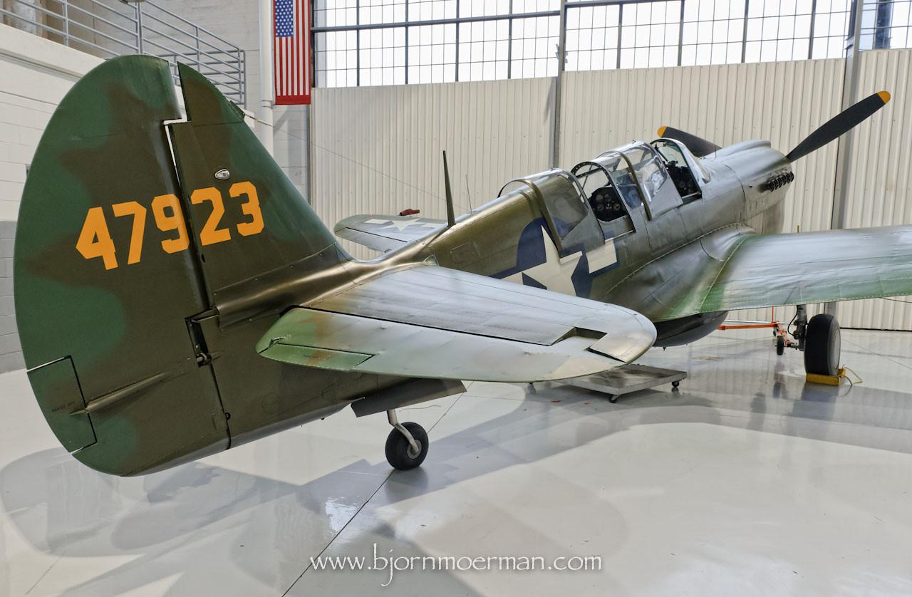 TP-40N at Fantasy of Flight