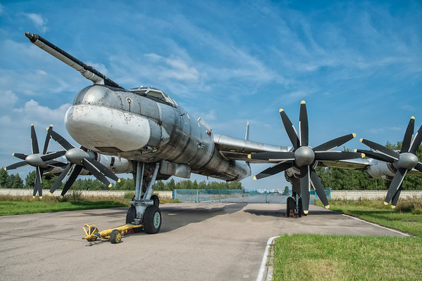 Tu-95MS Bear bomber