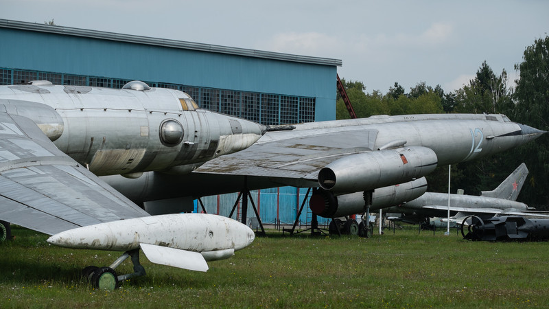 Myasichev 3MD 'Bison' and Myasishchev M-50