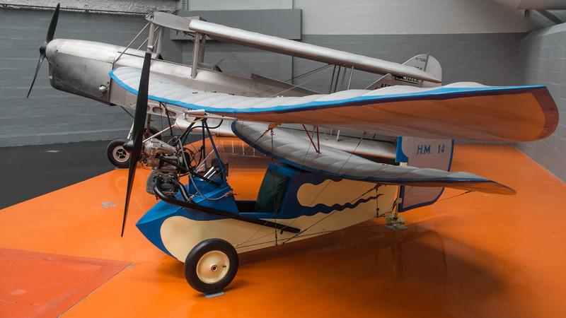 Pou du ciel at Musée de l'air, Paris