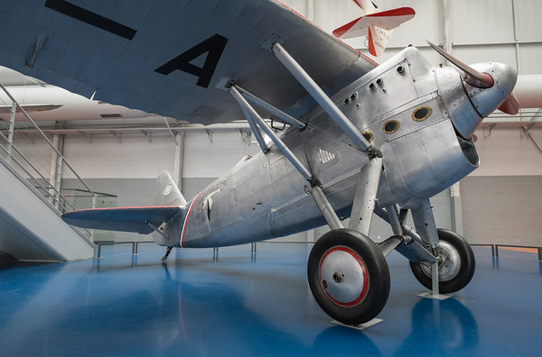 Dewoitine D-530 n°06 F-AJTE at Musée de l'air, Paris