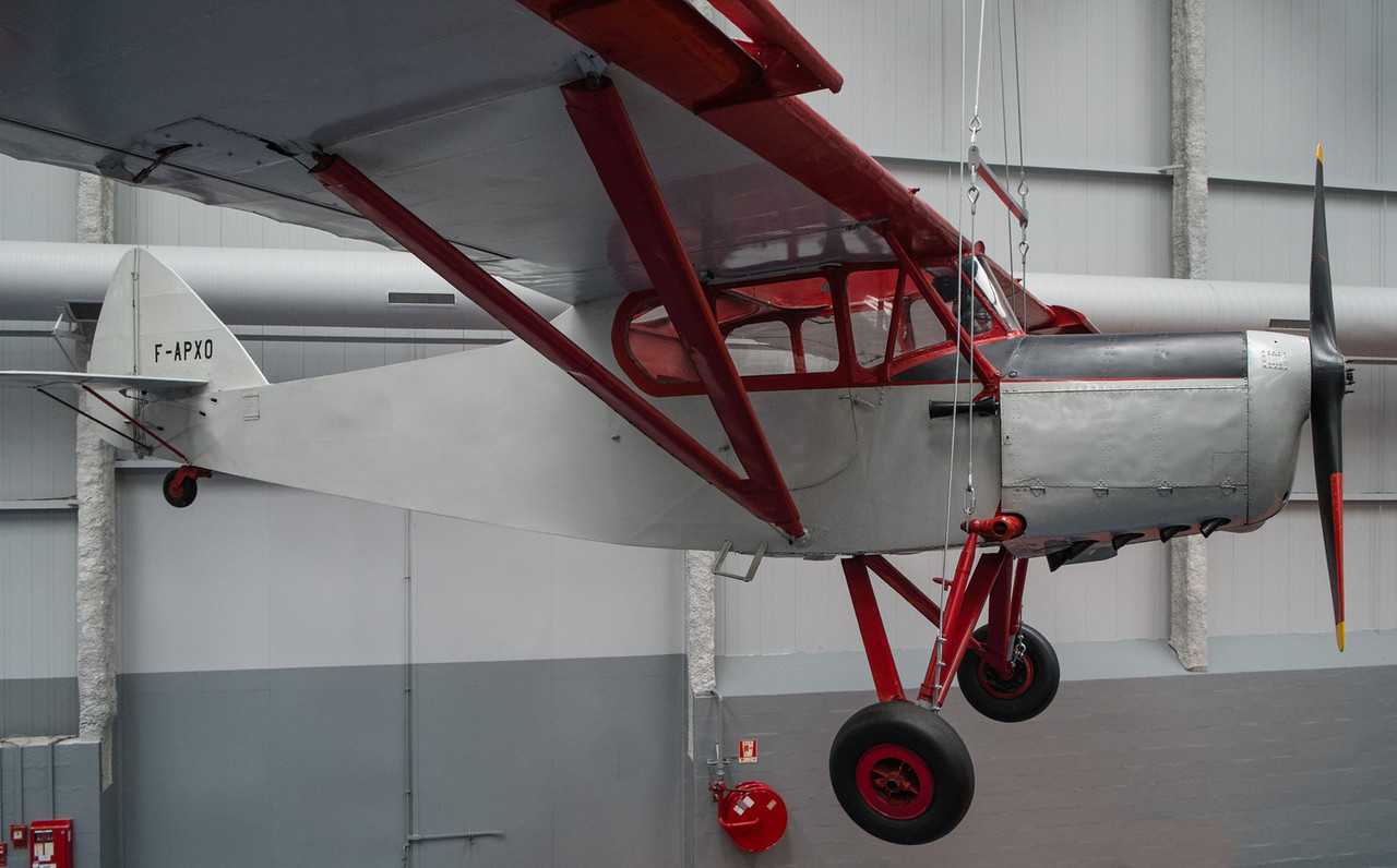 Potez 43 at Musée de l'air, Paris