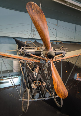 The pioneers Musée de l'air, Paris