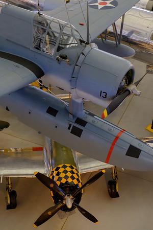 Udvar Hazy Air and Space museum