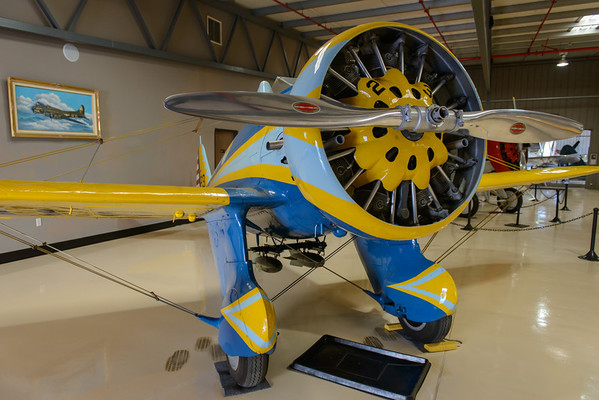 Boeing Peashooter, P-26A